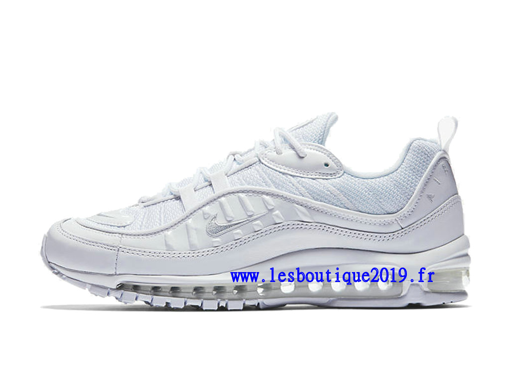 Basketball Pas Max Blanc Cher Platinum Nike Chaussure Pure 98 De Air 8fw8qgP