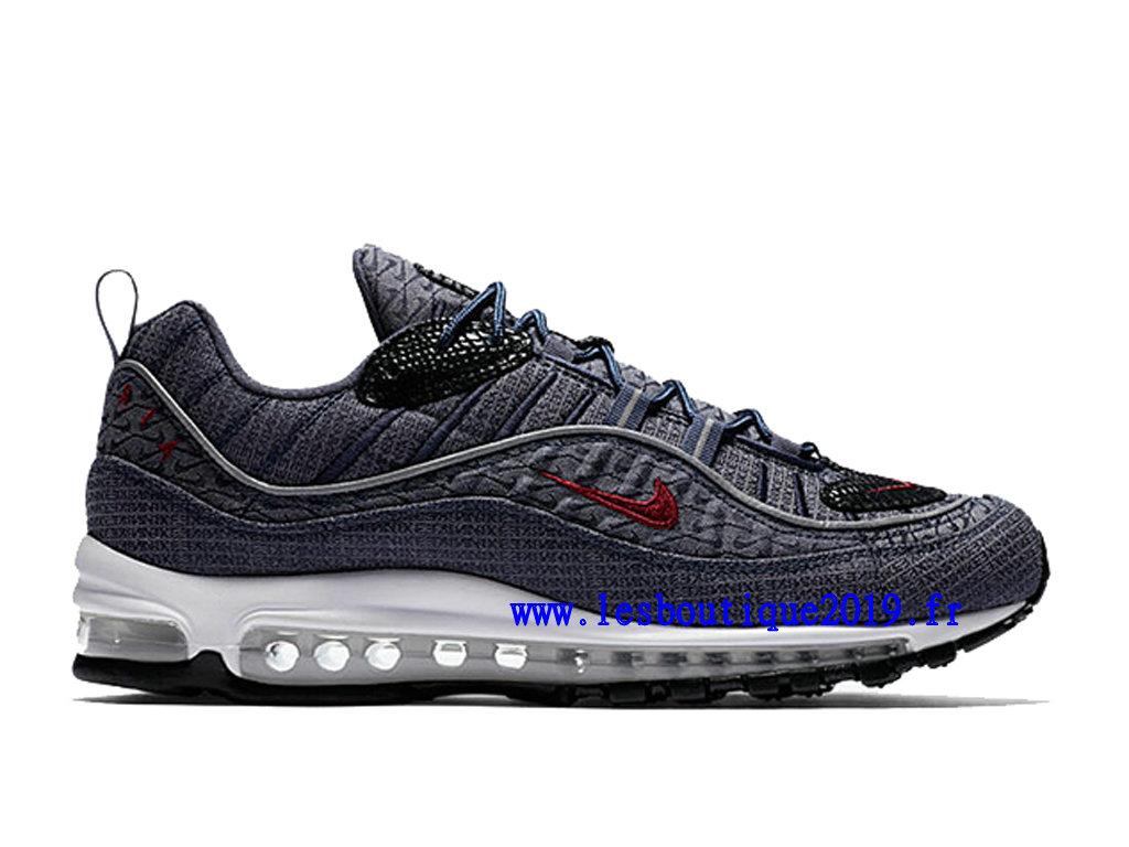 separation shoes 7274c c2bdf Nike Air Max 98 QS Thunder Blue Men´s Nike BasketBall Shoes 924462-400