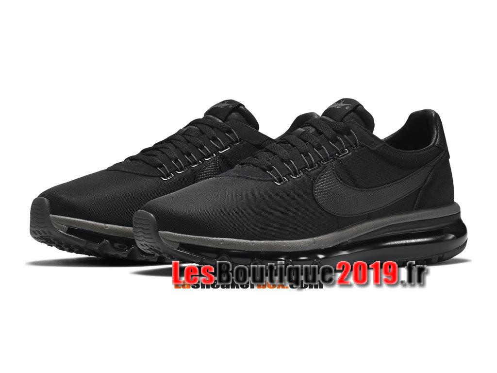 premium selection 74e1a b1449 ... Nike Air Max LD-Zero Chaussures Mixte Nike Sportswear Pas Cher Pour  Homme Noir 885893