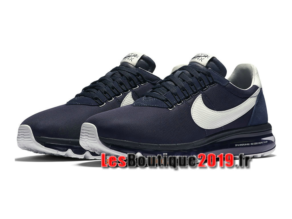 wholesale dealer cec96 aa19b ... Nike Air Max LD-Zero H Men´s Unisex Nike Sportswear Shoes Blue White