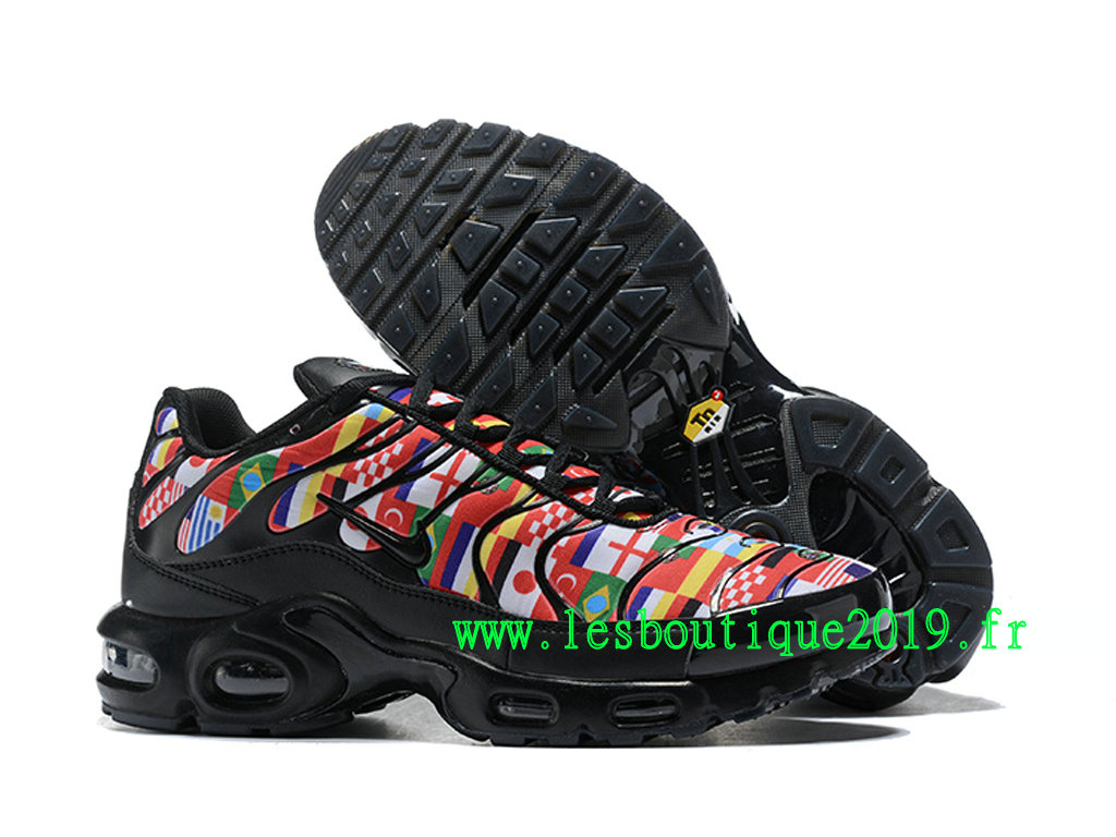 outlet store aa4ed dd754 ... Nike Air Max Plus NIC FIFA World Cup International Flag Pack Men´s Nike  Running ...