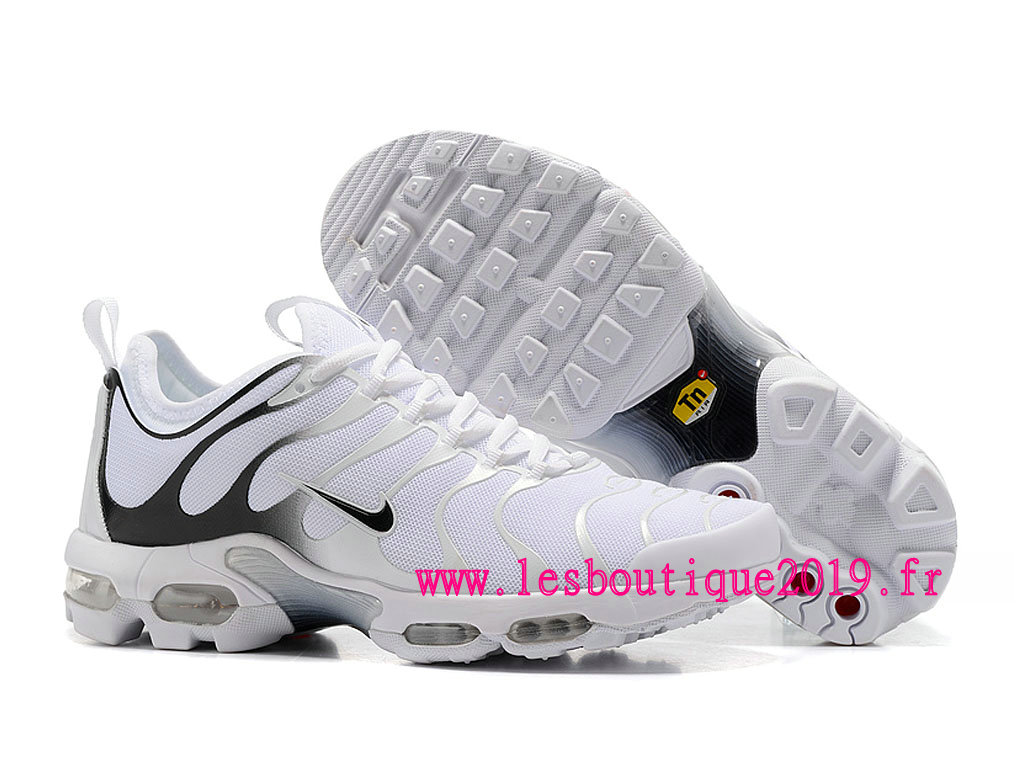 Nike Air Max Plus (Nike TN) ID Blanc Noir Chaussure de BasketBall Pas Cher Pour Homme 903827 A008 1807280180 Achetez de Chaussure de Baskets !