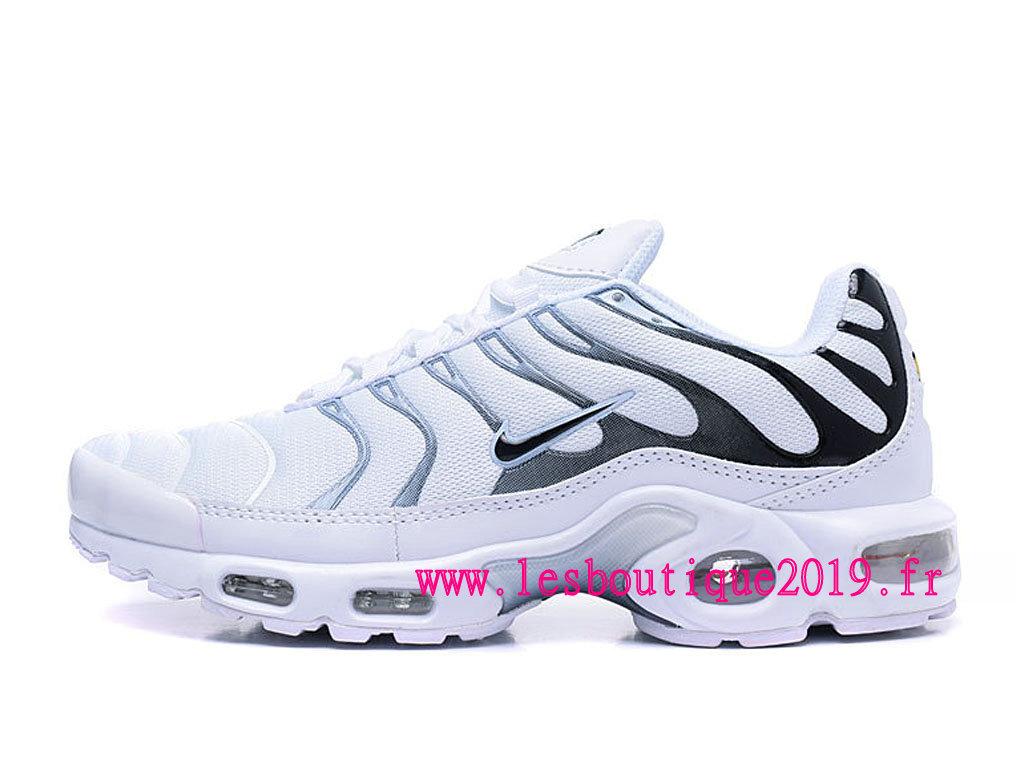 info for 60d5e db906 Nike Air Max Plus (Nike TN) ID White Black Men´s Officiel 2018