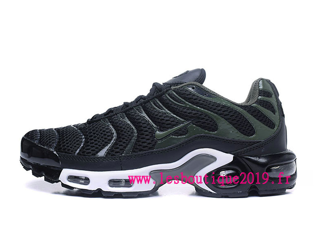 quality design 72e2b cf912 Nike Air Max Plus (Nike TN) ID Black Green Men´s Officiel 2018