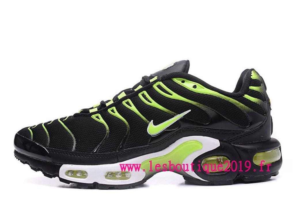 Nike Air Max Plus noire Vert Chaussures Nike Running Pas Cher Pour Homme 1807280157 Achetez de Chaussure de Baskets ! Nike en ligne!
