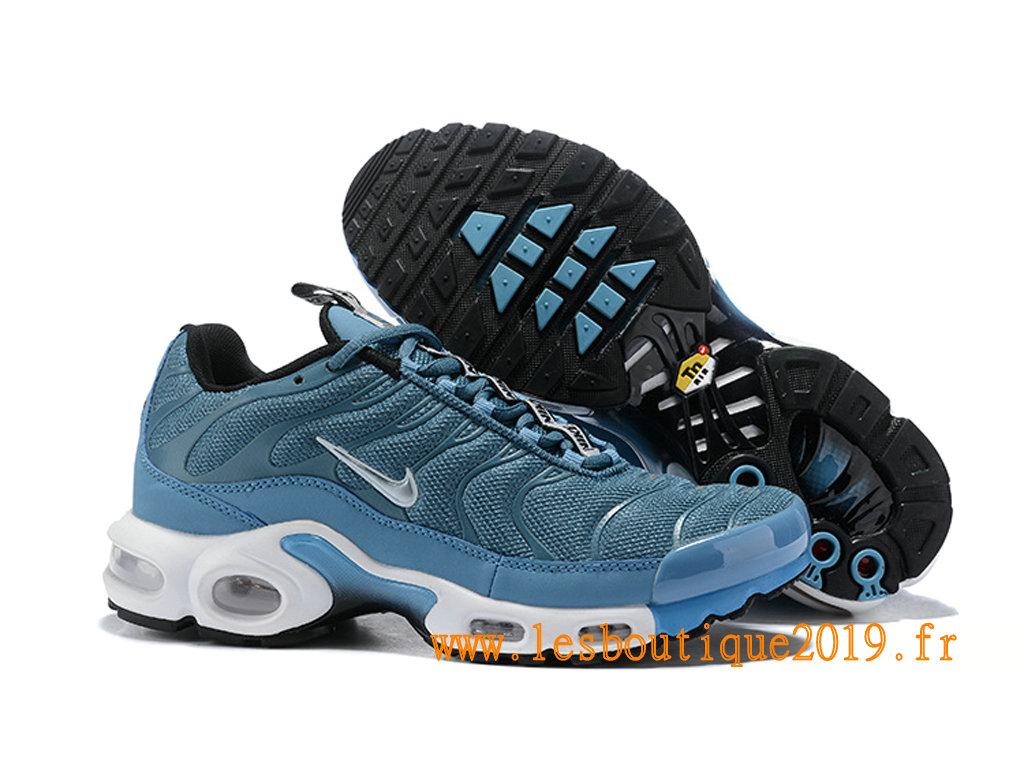 Nike Air Max PlusTn Requin 2019 Chaussures Nike Running Pas Cher Pour Homme Bleu Blanc 1810090895 Achetez de Chaussure de Baskets ! Nike en