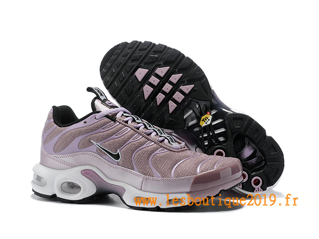 on sale 45c0e 68ca5 ... Nike Air Max Plus Tn Requin 2019 Chaussures Nike Running Pas Cher Pour  Homme Pourpre ...