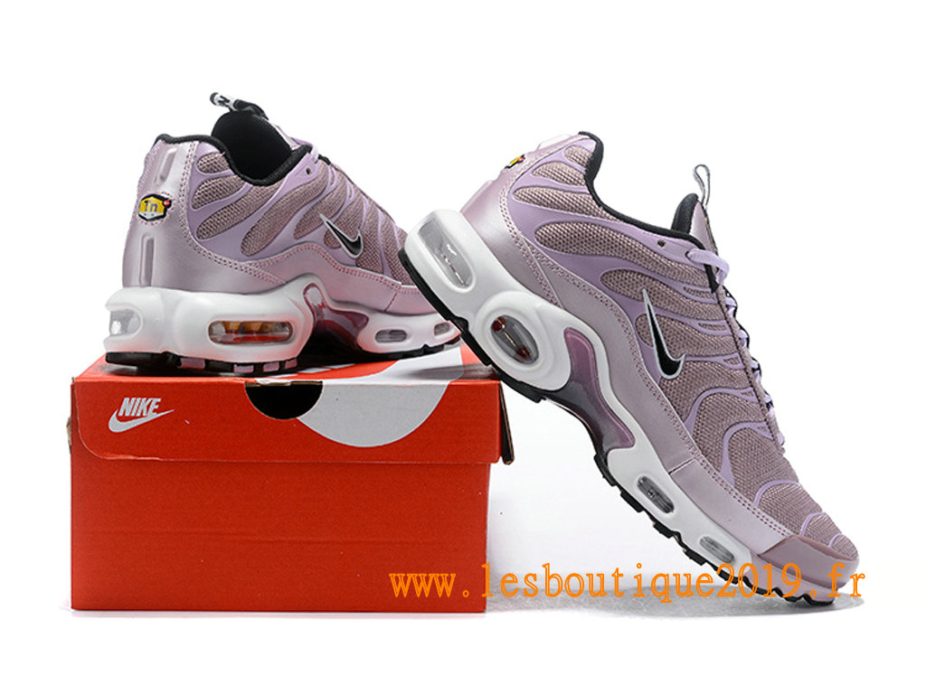 the latest 84eac a78dc ... Nike Air Max Plus Tn Requin 2019 Chaussures Nike Running Pas Cher Pour Homme  Pourpre