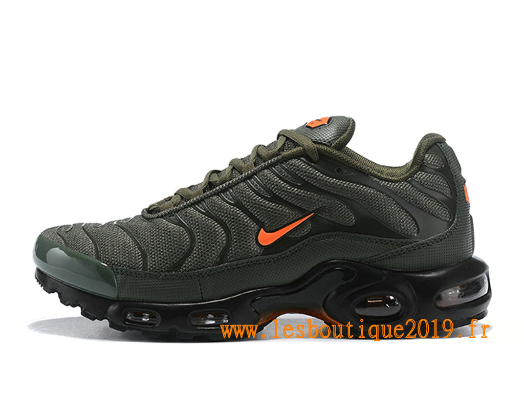 finest selection 2a6b8 ffb84 Nike Air Max Plus/Tn Requin 2019 Men´s Nike Running Shoes Green Orange -  1810090897 - Buy Sneaker Shoes! Nike online!