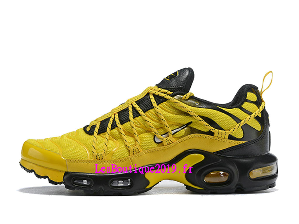 free shipping 74408 734f8 Nike Air Max Plus TN Ultra SE Yellow black Men´s Officiel 2019 Shoes ...