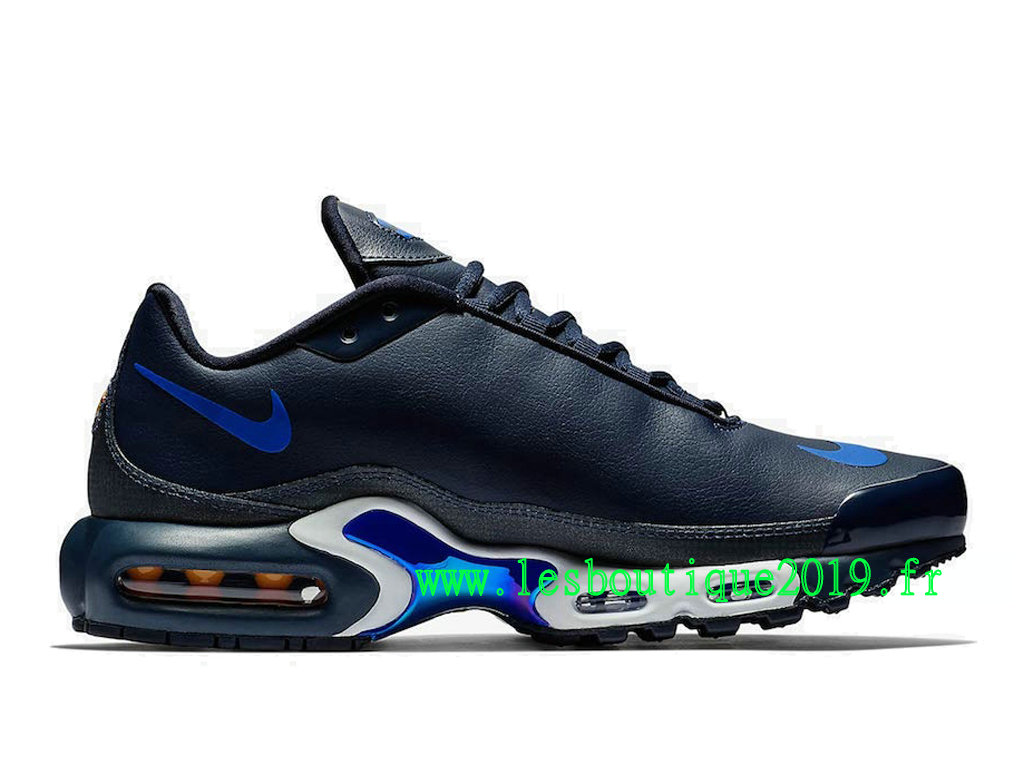 207cec3ea7 ... Nike Air Max Plus TN Ultra SE Black Blue Men´s Nike Running Shoes  AQ1088 ...