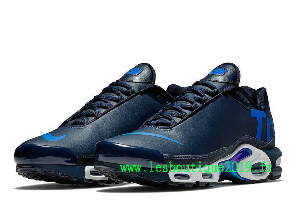 21d953558e2 ... Nike Air Max Plus TN Ultra SE Black Blue Men´s Nike Running Shoes  AQ1088 ...