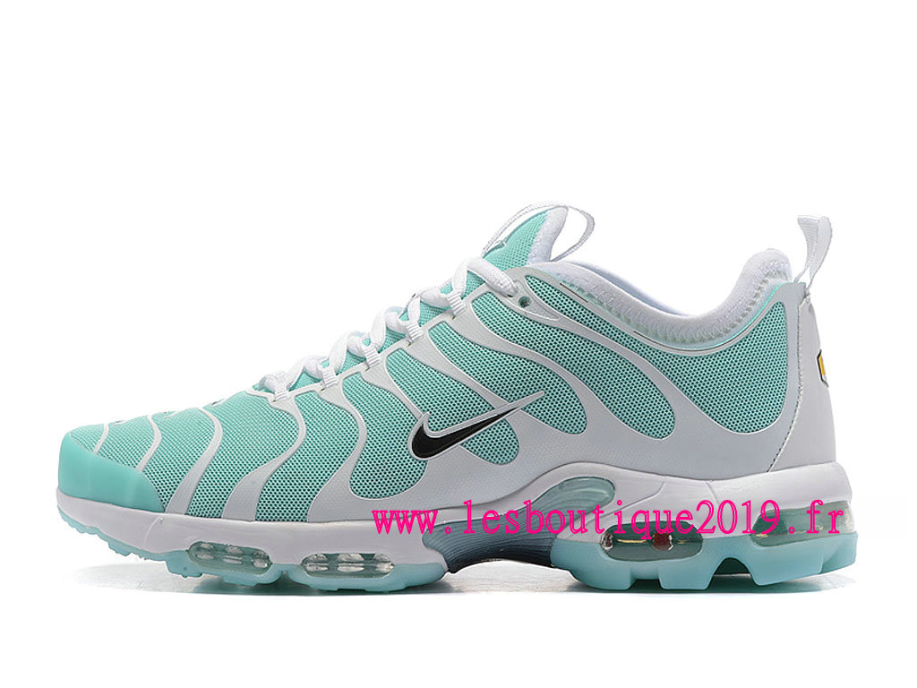 new products a901b 54a43 Loading zoom. Nike Air Max Plus TN Ultra Vert Blanc Chaussure Officiel 2018  Pas Cher Pour Homme 881560 ...