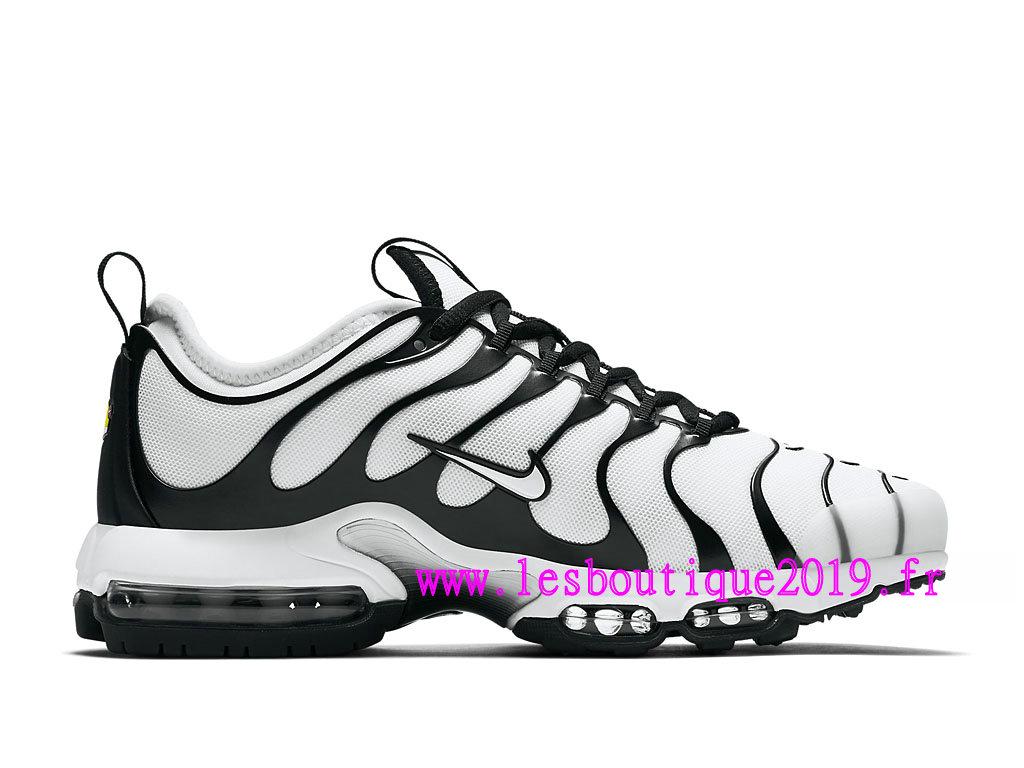 Nike Air Max Plus Ultra Noir Blanc Chaussures de BasketBall Pas Cher Pour FemmeEnfant 881560 100 1808070263 Achetez de Chaussure de Baskets !