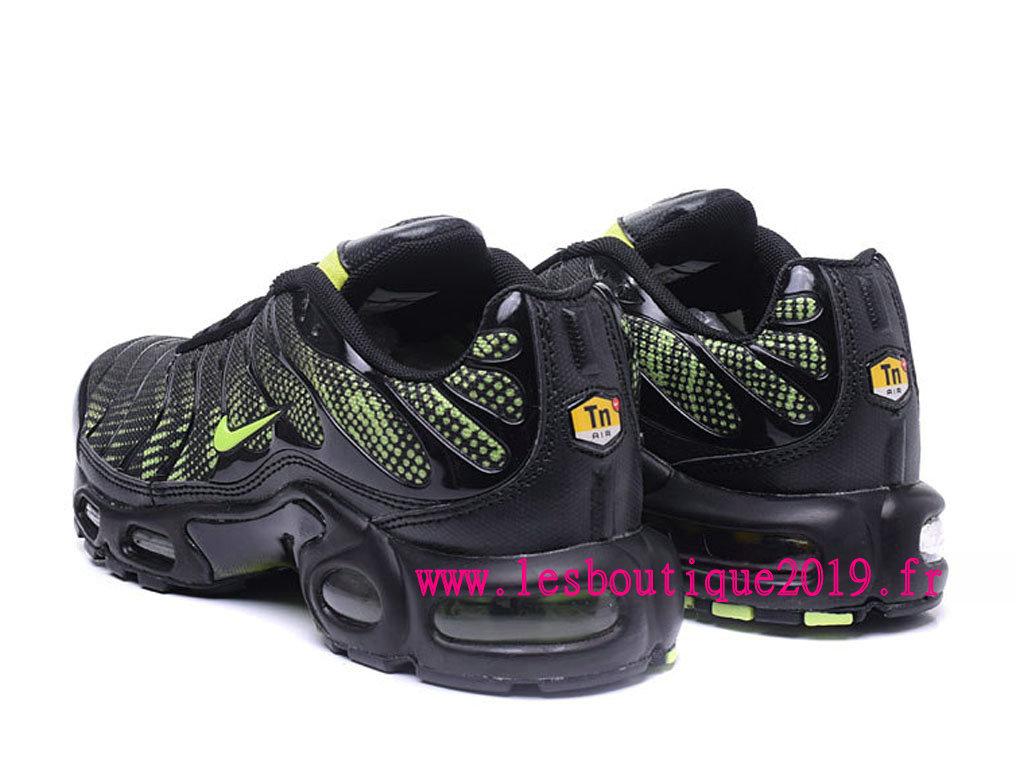 code promo 30c27 26e5e Nike Air Max Plus Vert Noires Chaussures Nike Prix Pas Cher Pour Homme -  1807280163 - Achetez de Chaussure de Baskets ! Nike en ligne!