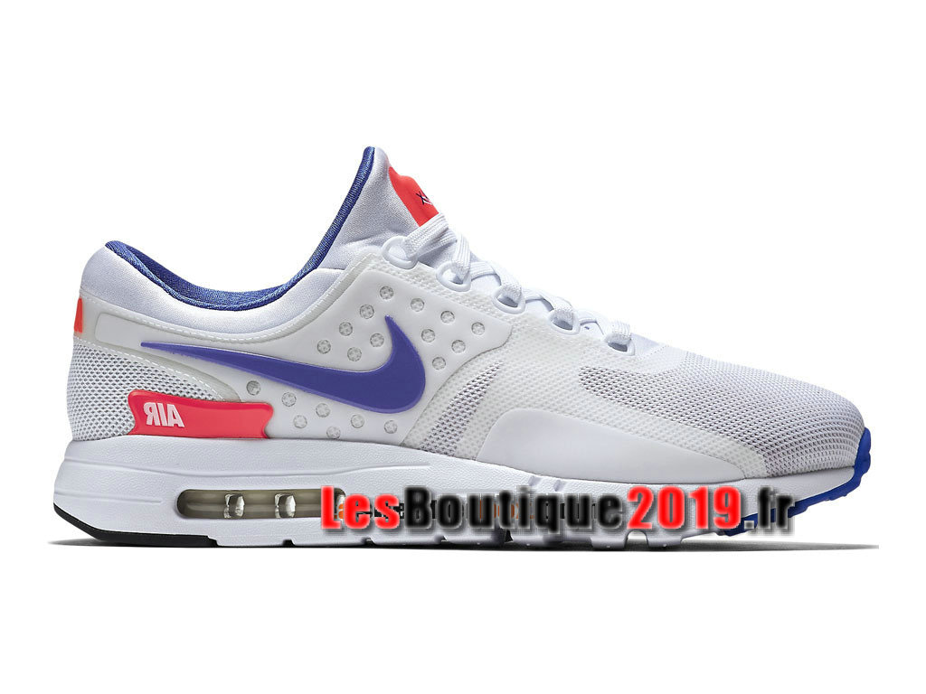 8c251e1a47c7 Nike Air Max Zero Men´s Unisex Nike Sportswear Shoes White Pink 789695-105