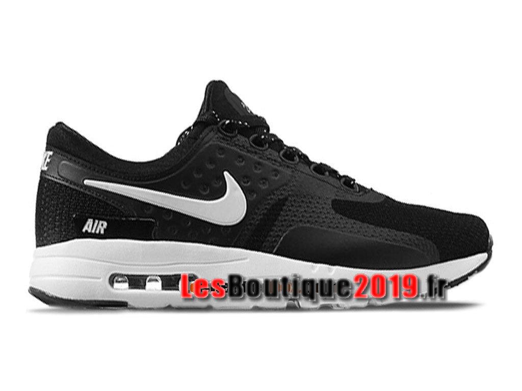 online retailer 7ffce 548b3 Nike Air Max Zero Men´s Unisex Nike Sportswear Shoes Black White  789695-009iD ...