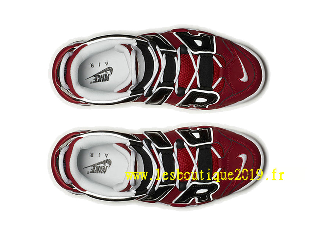 cf65959eaf ... Nike Air More Uptempo 96 Red Black Men´s Nike BasketBall Shoes 921948-600  ...