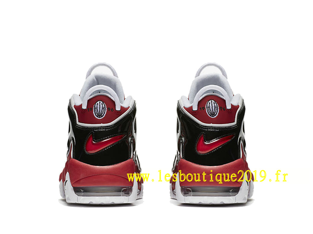5422196f6bb5 ... Nike Air More Uptempo 96 Red Black Men´s Nike BasketBall Shoes  921948-600