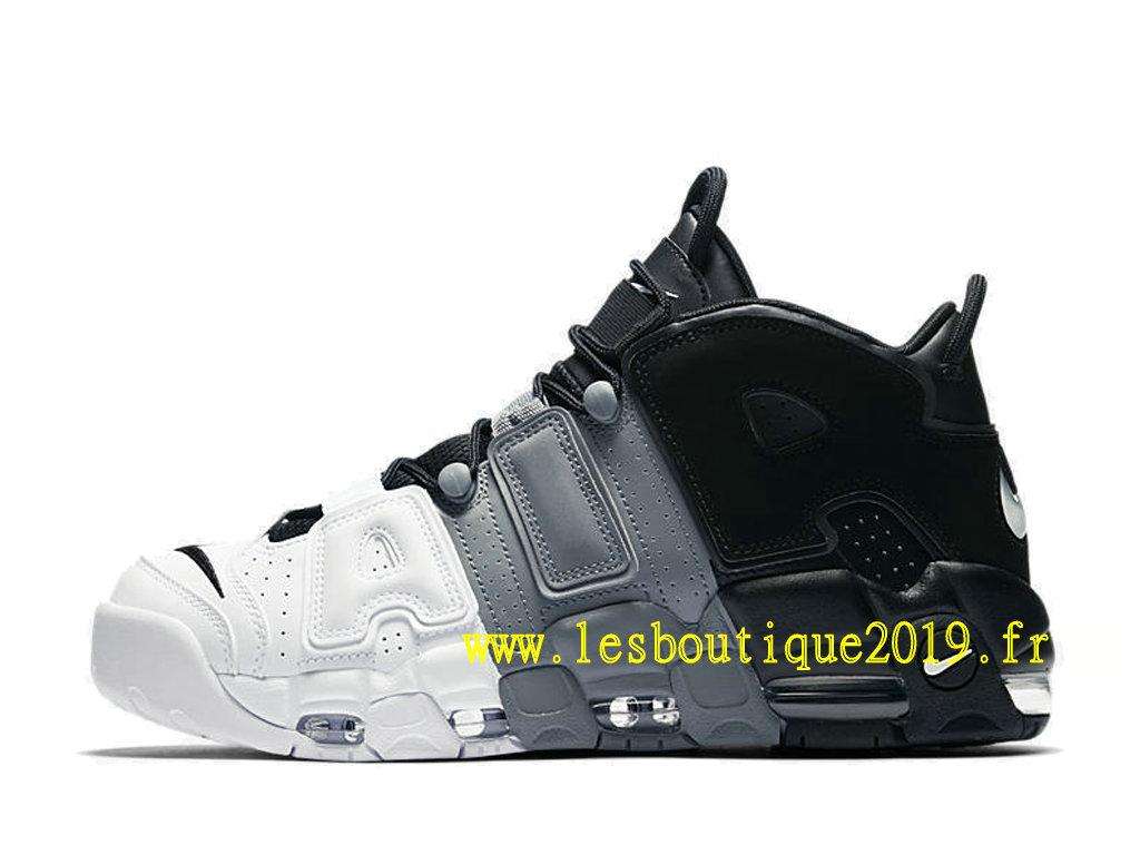 more photos 1188b b91d0 ... Nike Air More Uptempo ´96 Tricolor Black White Men´s Nike BasketBall  Shoes 921948 ...