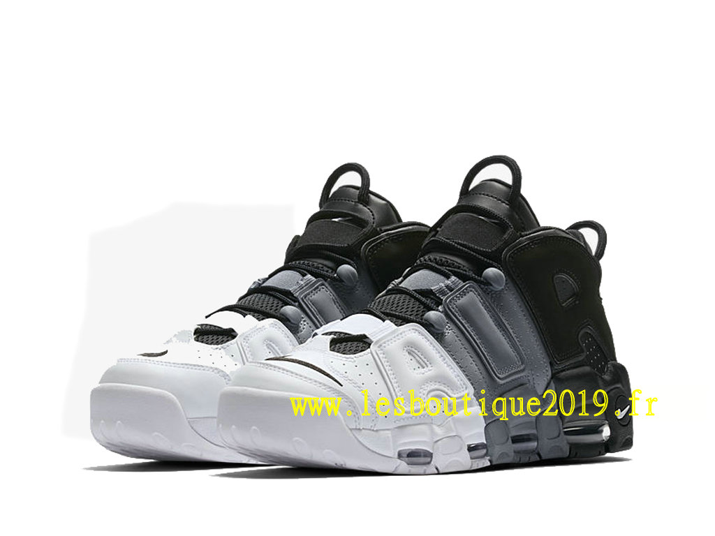365cdd914bd ... Nike Air More Uptempo ´96 Tricolor Black White Men´s Nike BasketBall  Shoes 921948 ...
