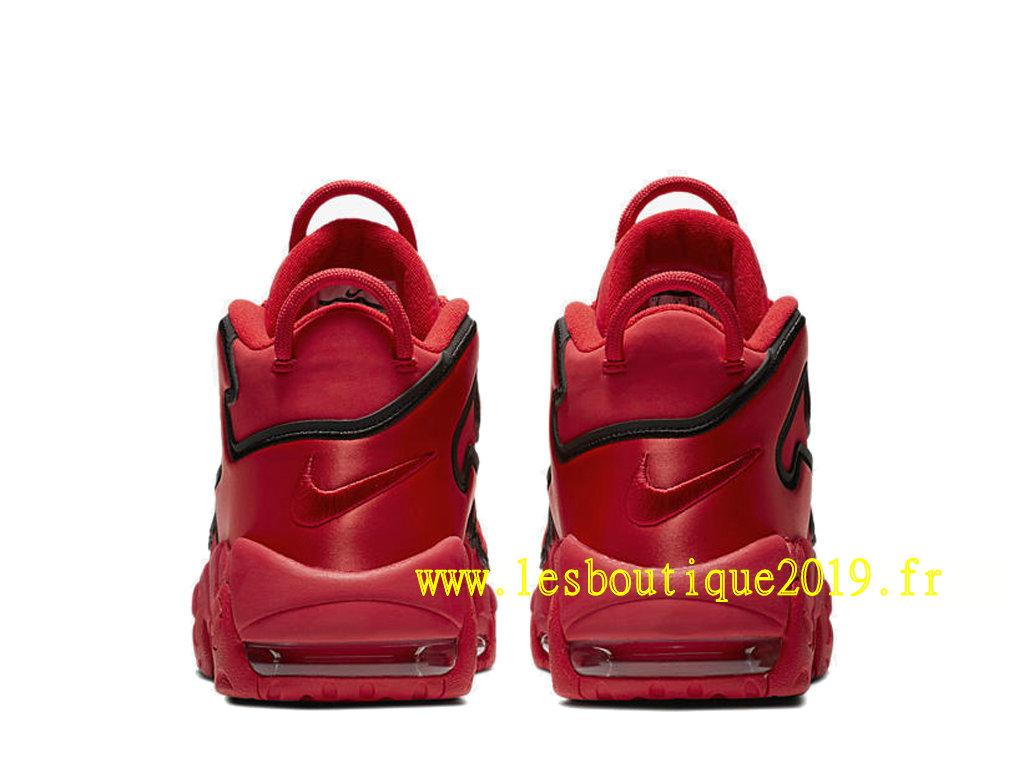 buy popular 27fc7 e7799 ... Nike Air More Uptempo Chicago Red Black Men´s Nike BasketBall Shoes  AJ3138-600