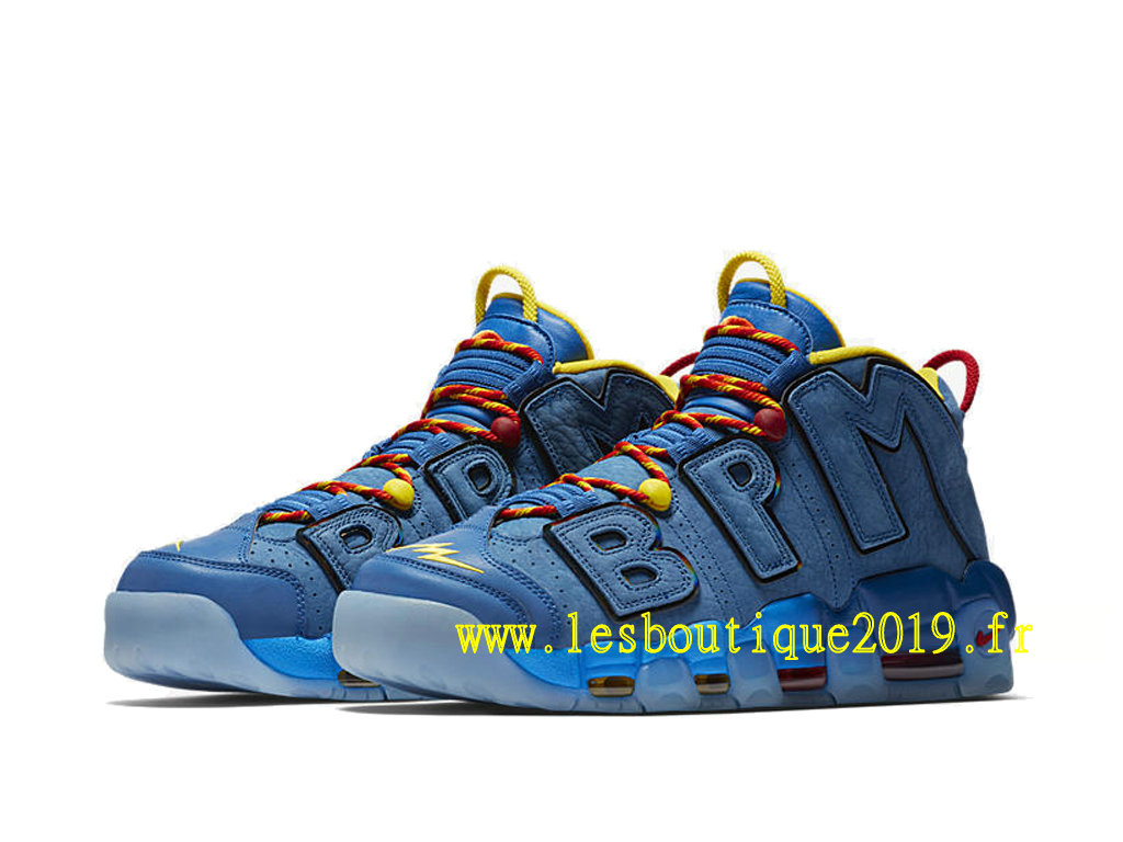 100% authentic 62923 2e534 ... Nike Air More Uptempo DB Doernbecher Blue Men´s Nike BasketBall Shoes  ...