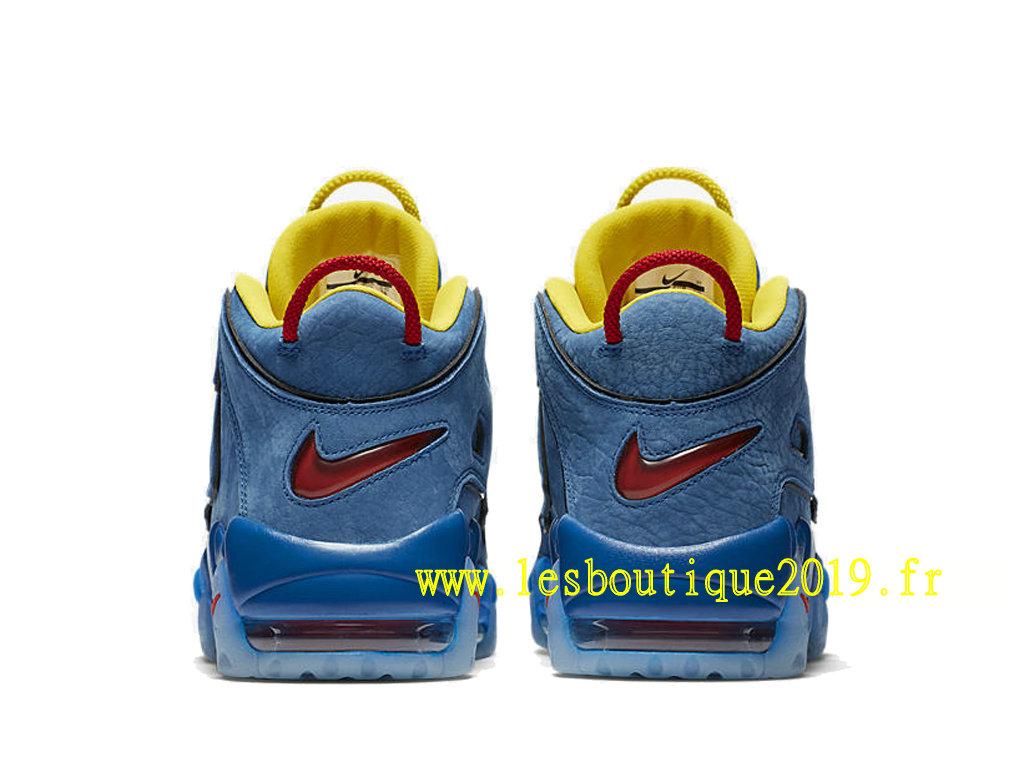 sale retailer bf7fa 3369d ... Nike Air More Uptempo DB Doernbecher Blue Men´s Nike BasketBall Shoes  AH6949-446
