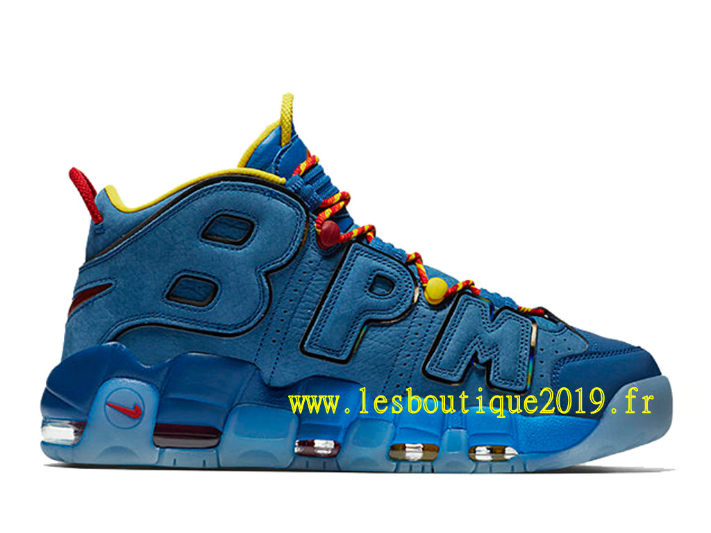 best service b392c 25247 Nike Air More Uptempo DB Doernbecher Blue Men´s Nike BasketBall Shoes ...