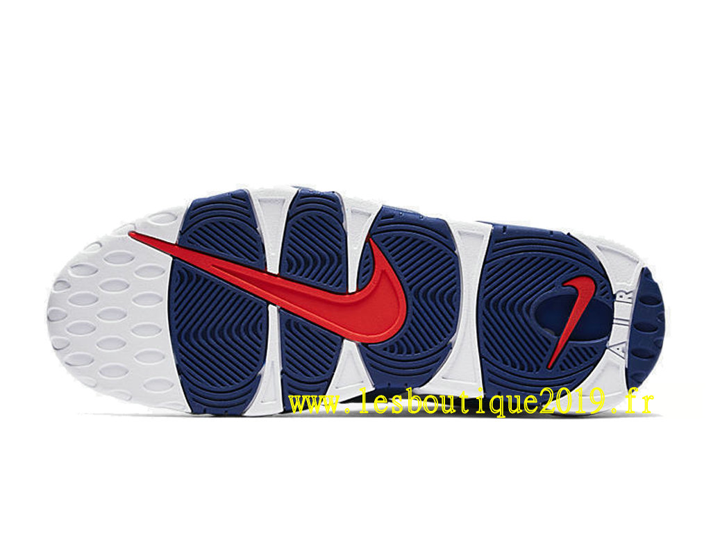 2fc02e454088 ... Nike Air More Uptempo Knicks Blue White Men´s Nike BasketBall Shoes ...