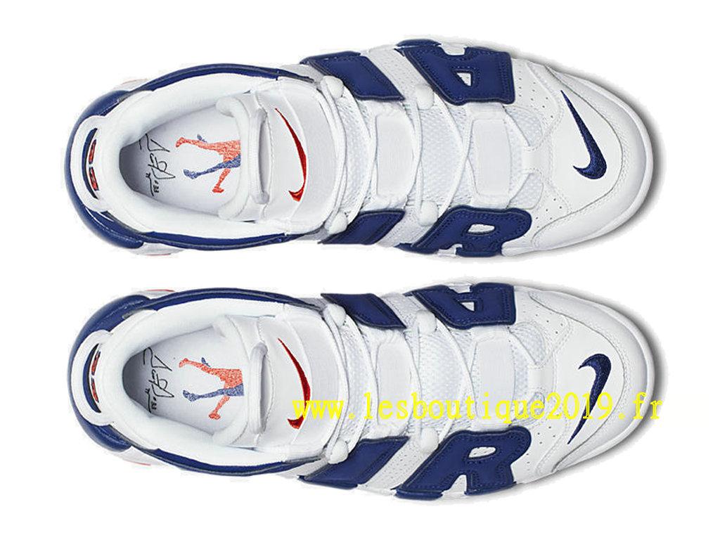 93bc7620dd ... Nike Air More Uptempo Knicks Blue White Men´s Nike BasketBall Shoes  921948-101 ...