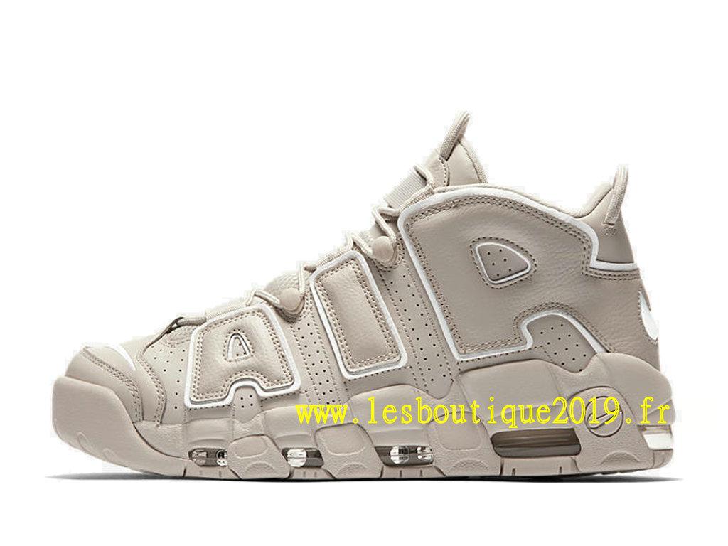 buy popular df700 8bc56 ... Nike Air More Uptempo Light Bone Beige Men´s Nike BasketBall Shoes ...
