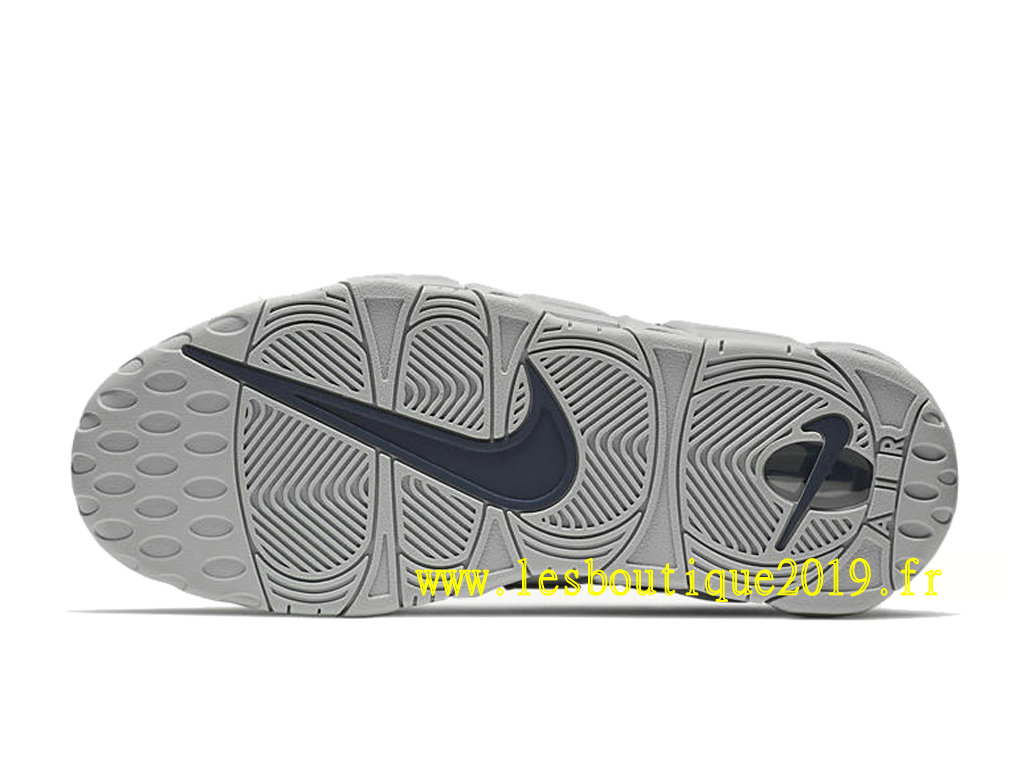 timeless design 4280e eb783 ... Nike Air More Uptempo NYC Gery White Men´s Nike BasketBall Shoes AJ3137- 001 ...