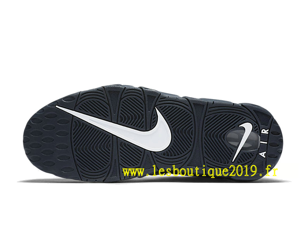 new style 0c79b a74c0 ... Nike Air More Uptempo Obsidian Blue White Men´s Nike BasketBall Shoes  ...