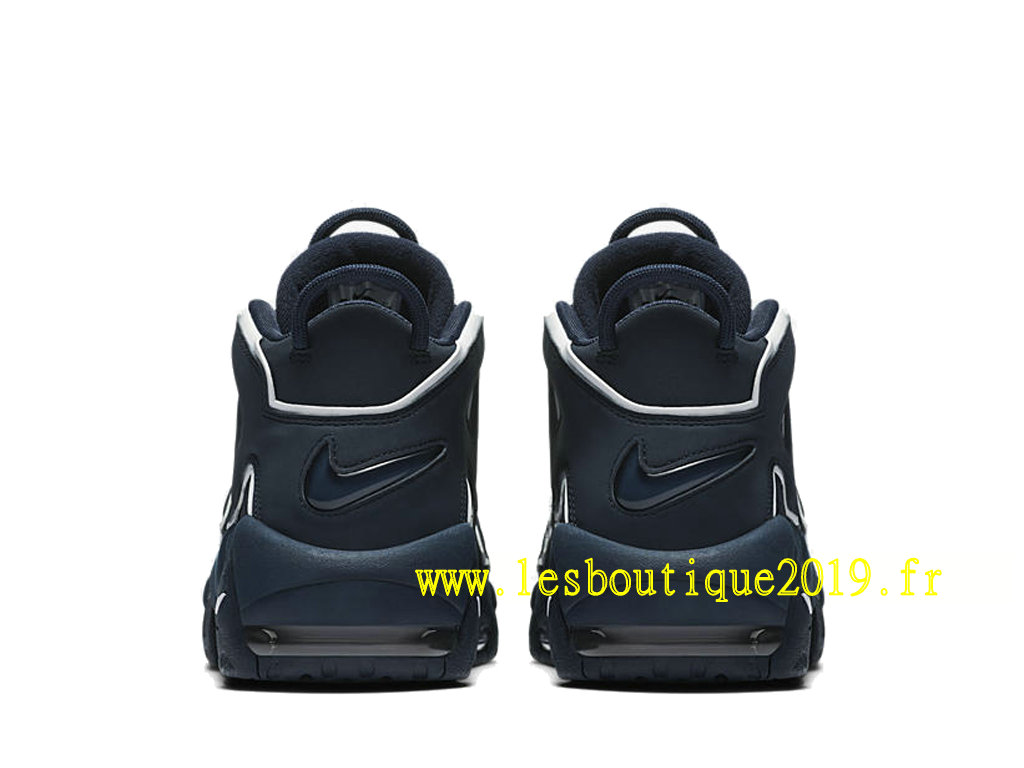 706726b85a0 ... Nike Air More Uptempo Obsidian Blue White Men´s Nike BasketBall Shoes  921948-400