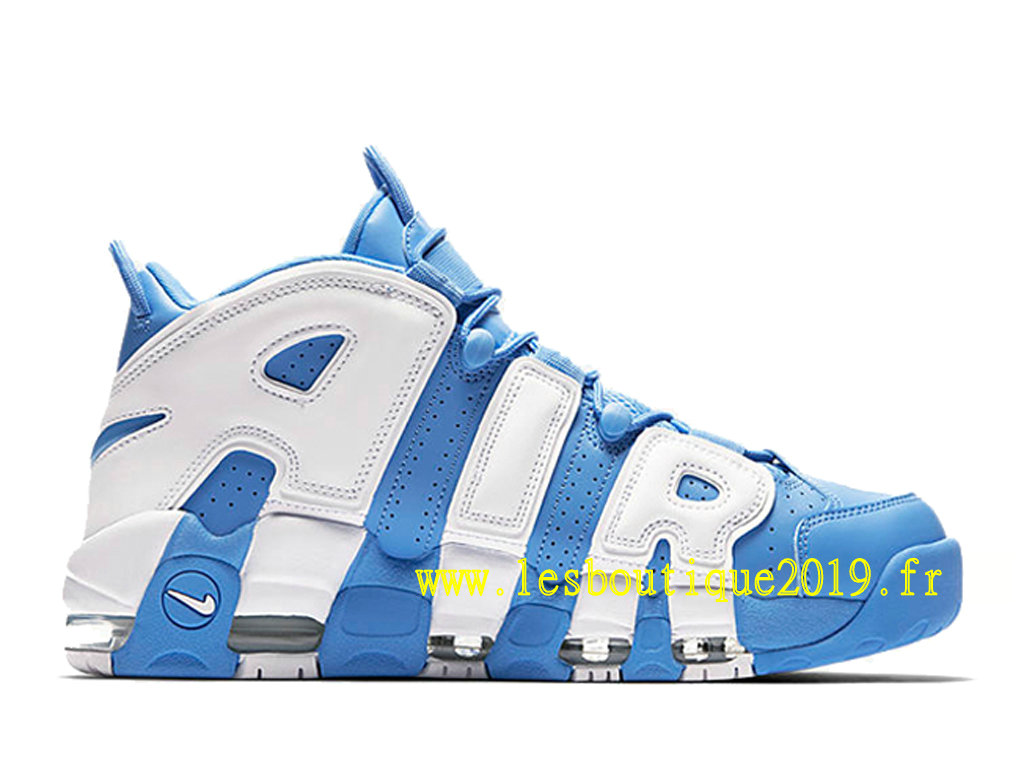 373bb154fcdbe Nike Air More Uptempo University Blue Men´s Nike BasketBall Shoes 921948-401  ...