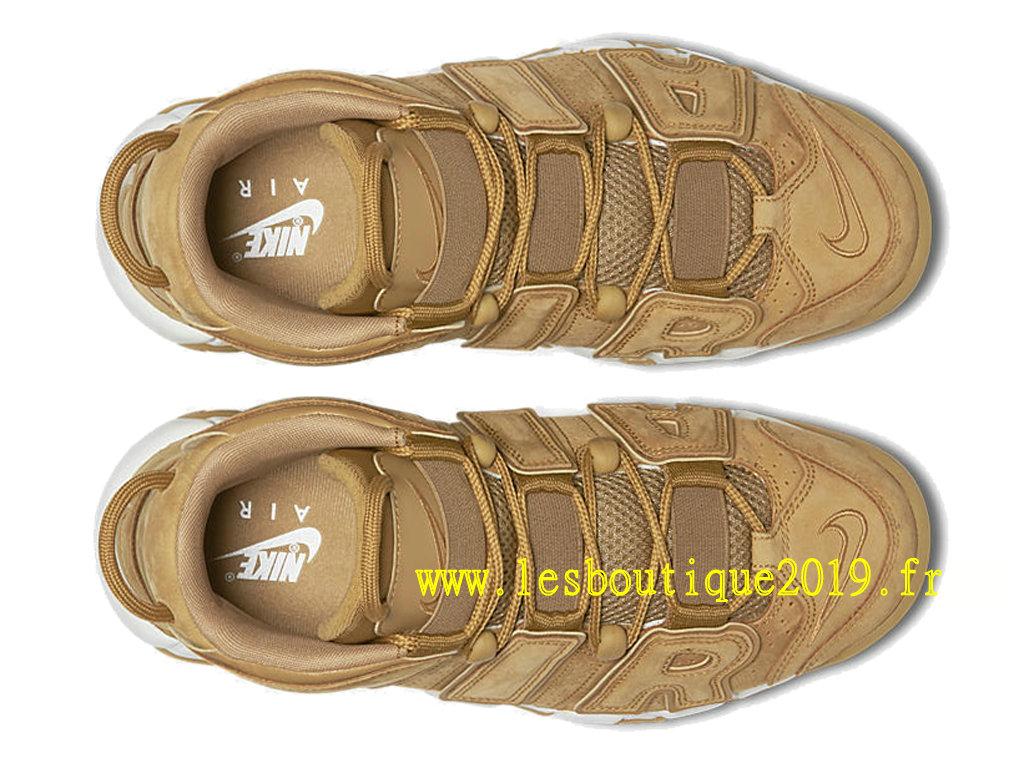 ... Nike Air More Uptempo Wheat Brun White Men´s Nike BasketBall Shoes ... 3bbbf720cbf4