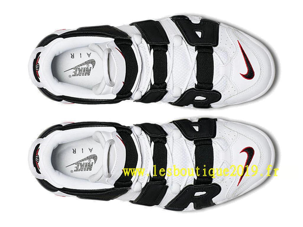 ... 414962-105 Nike Air More Uptempo White Black Men´s Nike BasketBall  Shoes ... f2ad96e212
