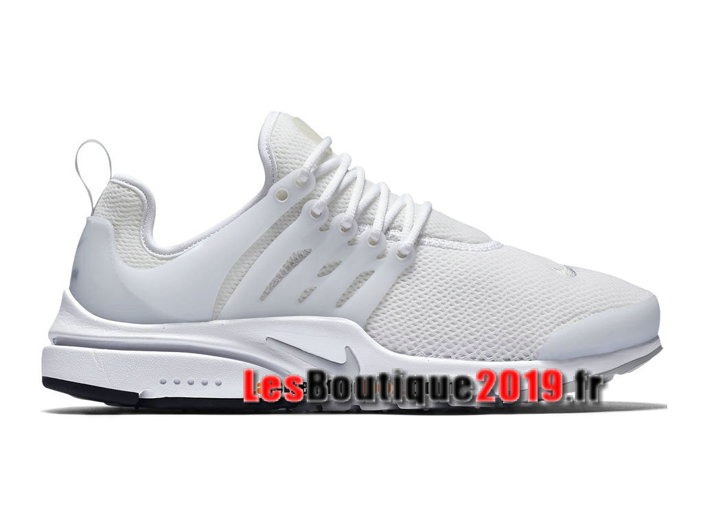 Nike Air Presto 2016 Blanc Chaussures Nike Sportswear Pas Cher Pour Homme 846290-105H