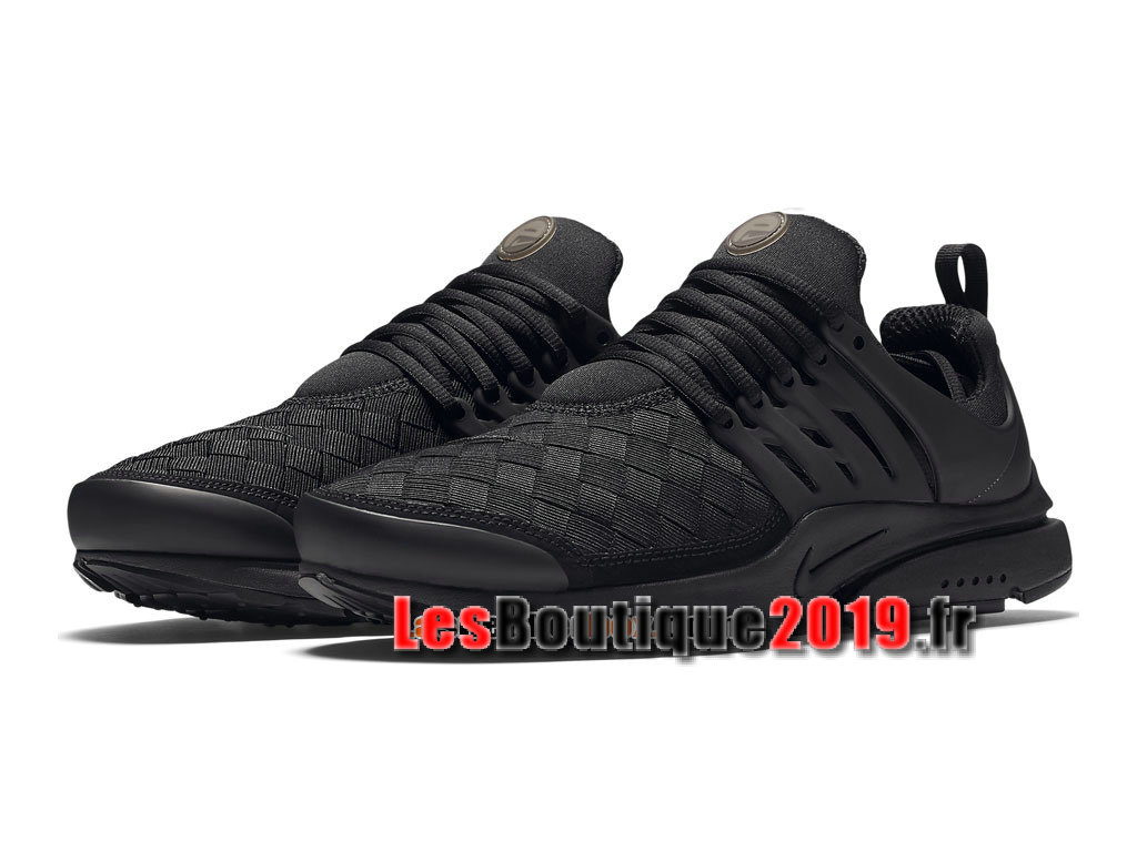 new styles cc60c adff1 ... Nike Air Presto SE Woven Black Men´s Nike Sportswear Shoes 848186-001