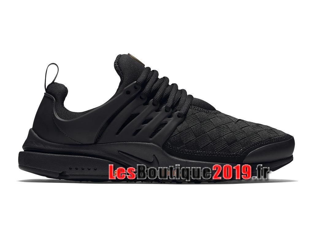 low priced 6a18e fc3dc Nike Air Presto SE Woven Black Men´s Nike Sportswear Shoes 848186-001