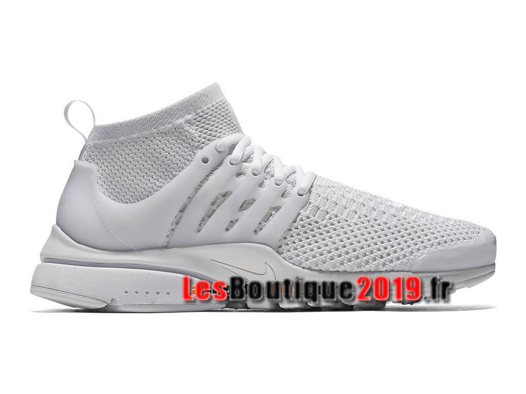 aff298125b643 Nike Air Presto Ultra Flyknit White Men´s Nike Sportswear Shoes 835570-100