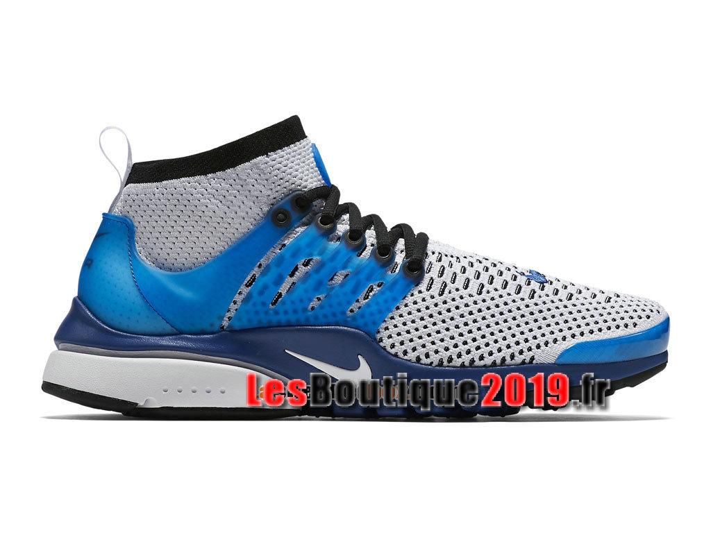 cheaper 92c0d 7376d Nike Air Presto Ultra Flyknit Blue Gery Men´s Nike Sportswear Shoes 835570 -401