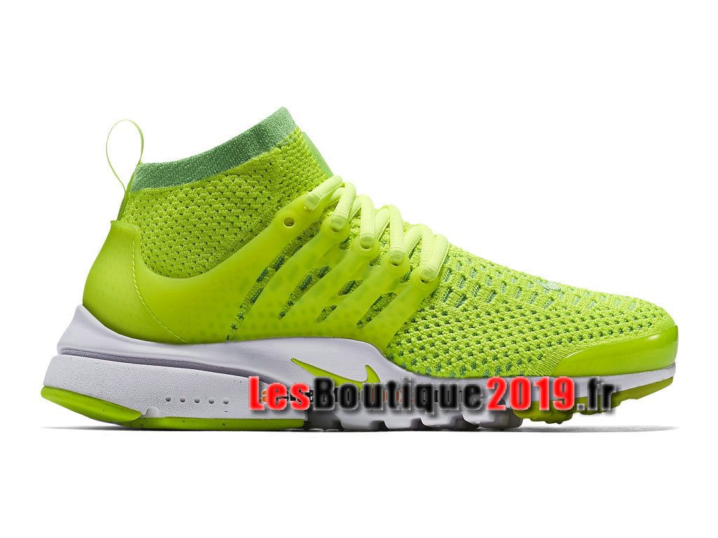 7ec423697353d Nike Air Presto Ultra Flyknit Green White Men´s Nike Sportswear Shoes 835738-300H  ...