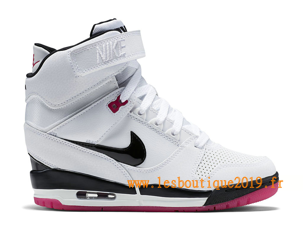862673e8eac Nike Air Revolution Sky Hi GS Women´s Nike BasketBall Shoes White Black  599410 103 - 1810210952 - Buy Sneaker Shoes! Nike online!