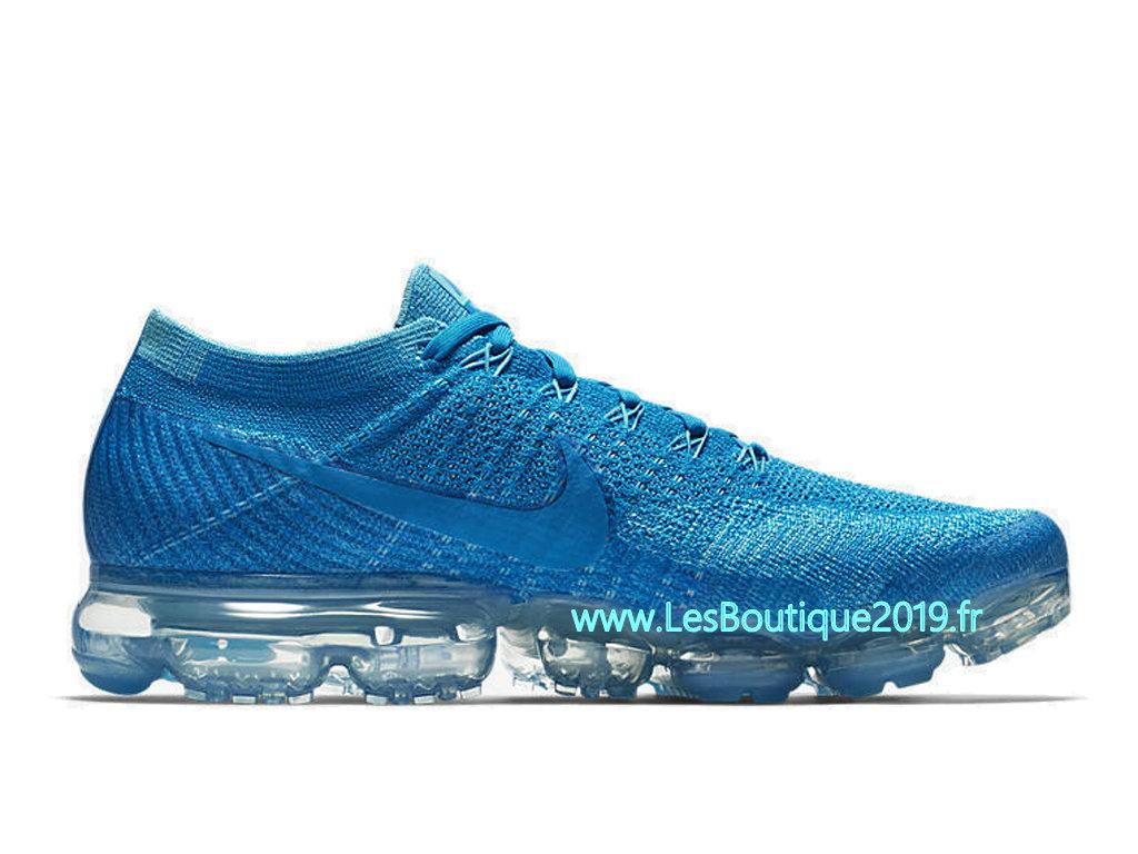 reputable site b3c3b 9127a Nike Air VaporMax Blue Orbit Chaussure Officiel Prix Pas Cher Pour Homme  849558-402 ...