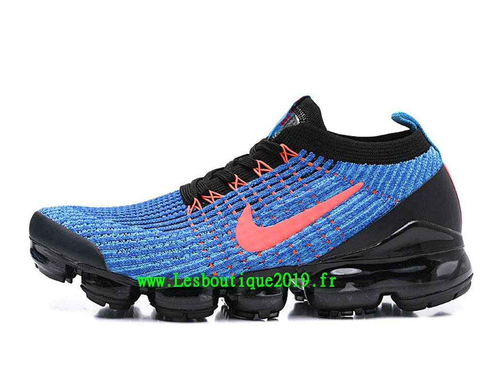 chaussures de séparation 7ce62 e9edf Nike Air Vapormax Chaussures Basket 2019 Pas Cher Pour Homme Bleu Noir  AJ6900-015 - 1812051101 - Achetez de Chaussure de Baskets ! Nike en ligne!