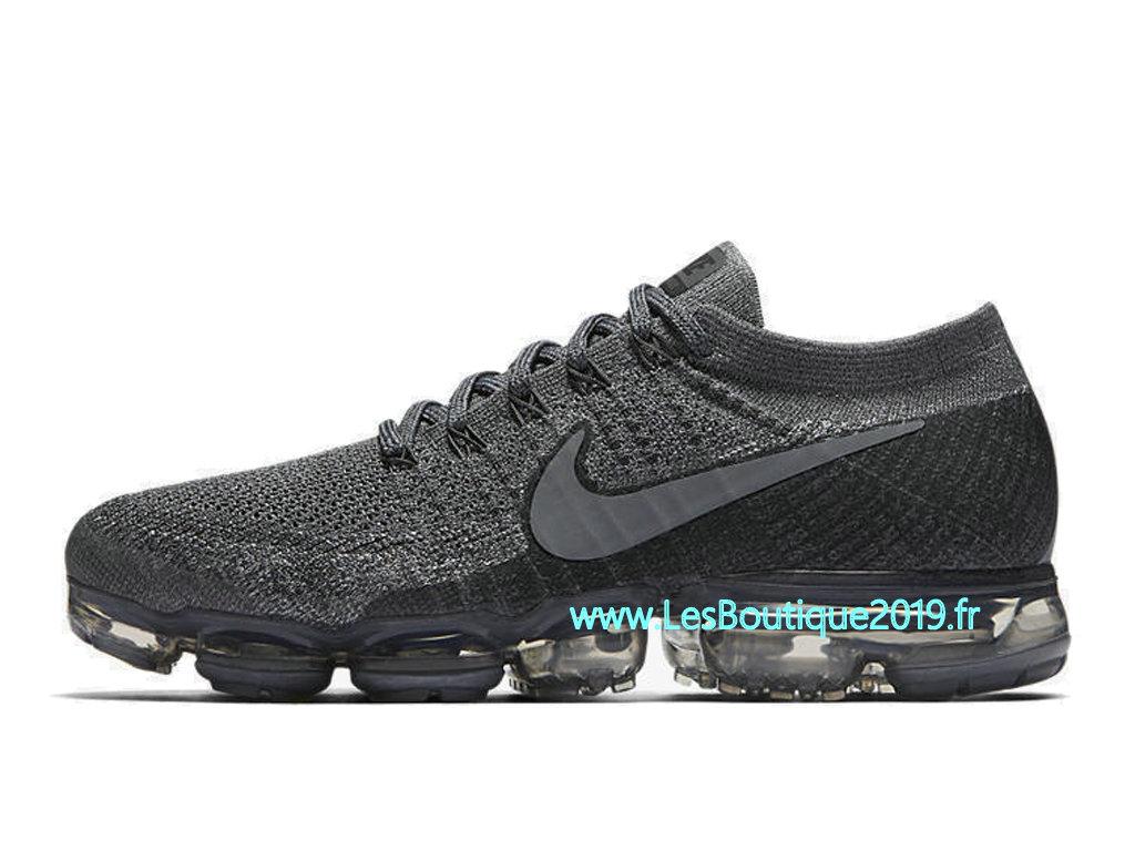 new product a6a0a 538f2 ... Nike Air Vapormax Cool Grey Chaussure Officiel Prix Pas Cher Pour Homme  899473-005 ...