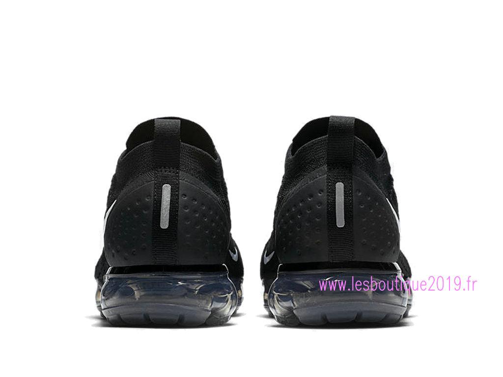 Nike Air VaporMax Flyknit 2.0 Noir Blanc Chaussures Nike Running Pas Cher Pour Homme 942842 001 1809040704 Achetez de Chaussure de Baskets ! Nike
