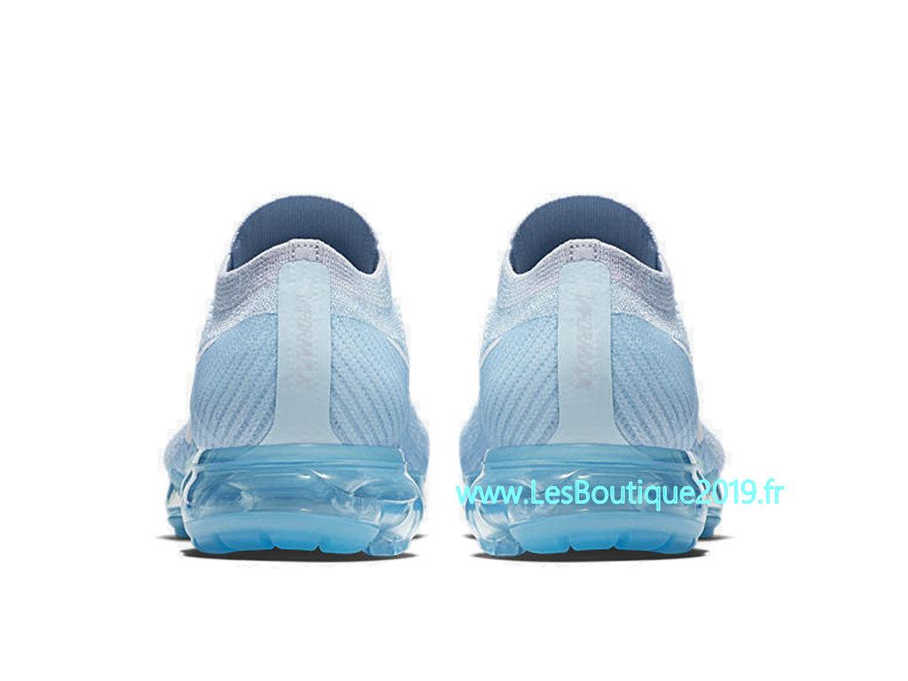 b0e8b915565 ... Nike Air VaporMax Glacier Blue Chaussure Officiel Prix Pas Cher Pour  Homme 849558-404